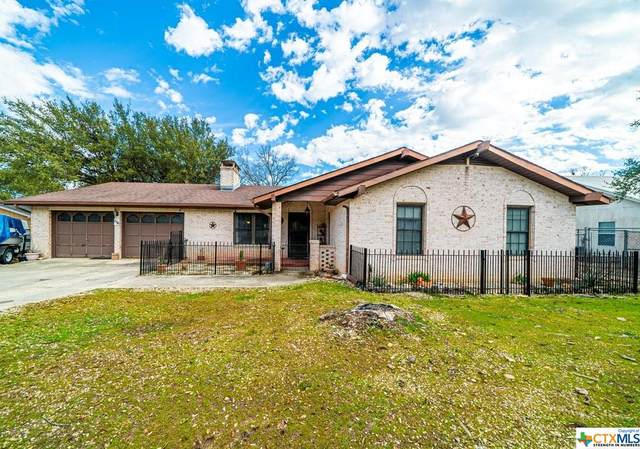 116 N Middle Lane, Canyon Lake, TX 78133 (MLS #430610) :: Kopecky Group at RE/MAX Land & Homes