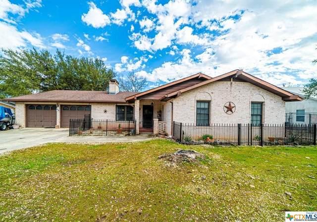 116 N Middle Lane, Canyon Lake, TX 78133 (MLS #430610) :: The Curtis Team