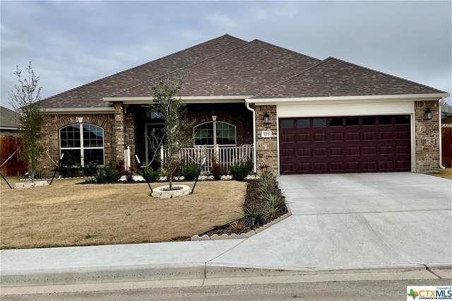 125 Terry Meadow Lane, Jarrell, TX 76537 (MLS #430615) :: The Barrientos Group