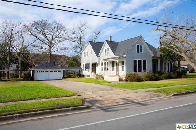 1222 N Avenue E Avenue, Shiner, TX 77984 (MLS #430617) :: Texas Real Estate Advisors