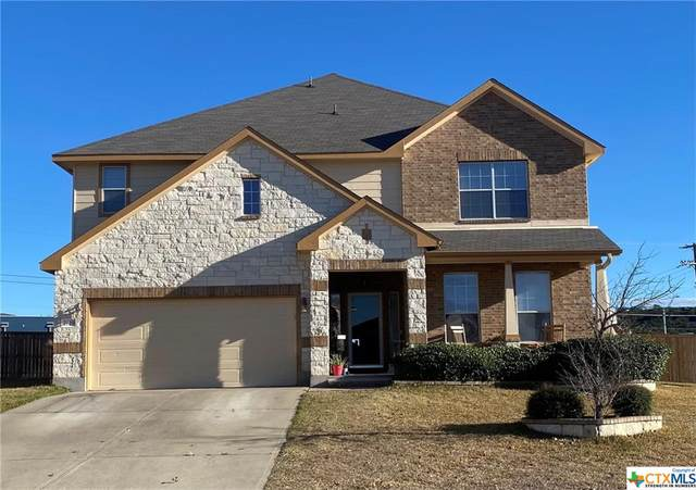 2619 Red Fern Drive, Harker Heights, TX 76548 (MLS #430639) :: The Barrientos Group