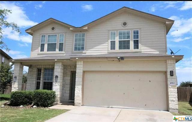 4912 Allegany Drive, Killeen, TX 76549 (#430666) :: 12 Points Group
