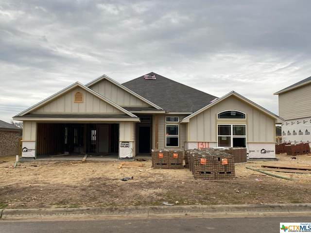1311 Justice Drive, Copperas Cove, TX 76522 (MLS #430668) :: The Real Estate Home Team