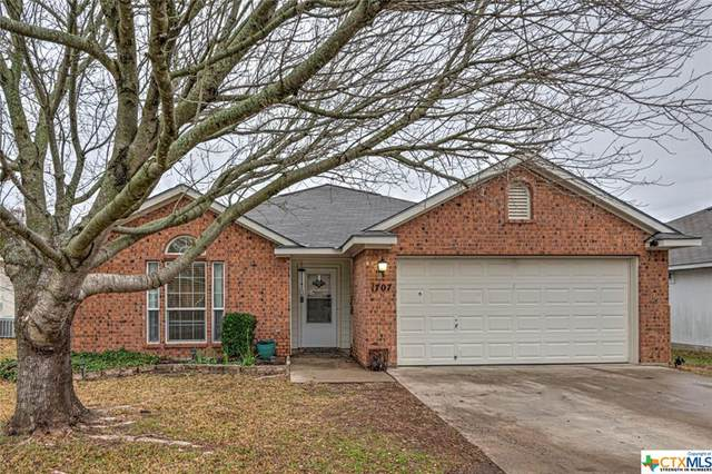 1707 Twisted Oak Drive, Temple, TX 76502 (MLS #430688) :: The Real Estate Home Team