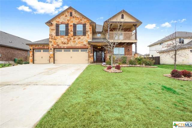 5722 Imogen Drive, Belton, TX 76513 (MLS #430693) :: The Real Estate Home Team