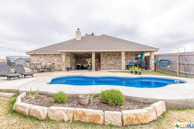 2910 Kyndal Drive, Temple, TX 76502 (MLS #430709) :: The Real Estate Home Team