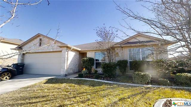 406 Sandra Sue Drive, Killeen, TX 76542 (MLS #430711) :: The Barrientos Group