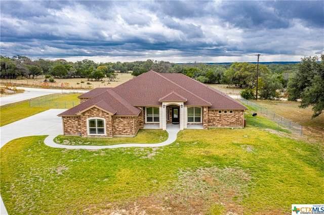 106 County Road 4772, Kempner, TX 76539 (MLS #430730) :: The Curtis Team