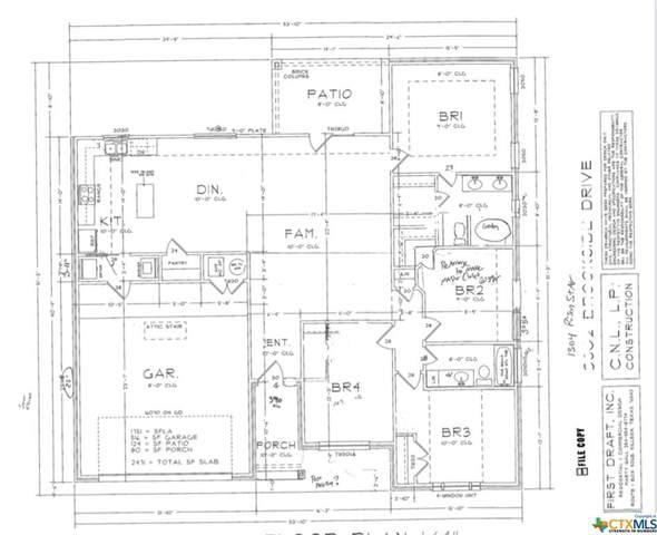 1304 Risen Star Lane, Copperas Cove, TX 76522 (MLS #430746) :: The Real Estate Home Team