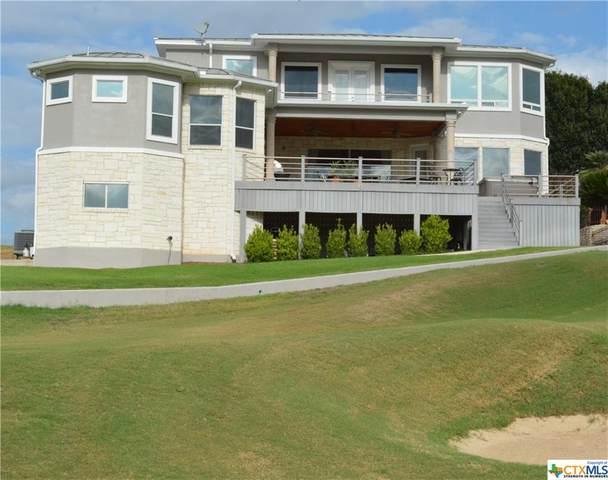 120 Pinnacle Drive, New Braunfels, TX 78130 (MLS #430769) :: The Curtis Team