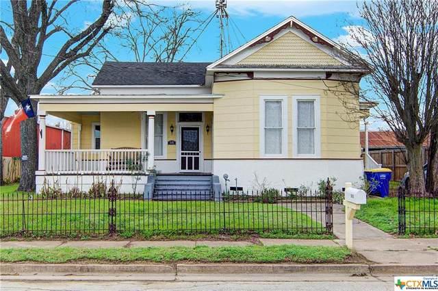 315 Saint James Street, Gonzales, TX 78629 (#430783) :: First Texas Brokerage Company