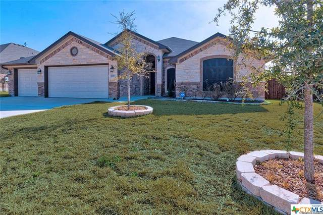1206 Dark Wood Drive, Harker Heights, TX 76548 (MLS #430831) :: The Real Estate Home Team
