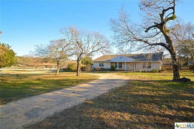 714 County Road 4756 Road, Kempner, TX 76539 (MLS #431060) :: RE/MAX Family