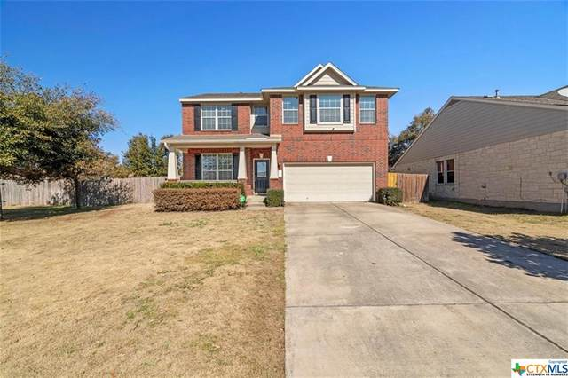 1305 Horseshoe Ranch Drive, Leander, TX 78641 (MLS #431164) :: The Zaplac Group