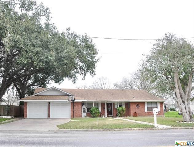 1208 Terrell Street, Cuero, TX 77954 (MLS #431173) :: Kopecky Group at RE/MAX Land & Homes