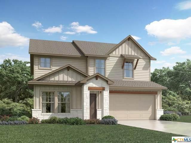 1260 Carl Glen, New Braunfels, TX 78130 (MLS #431359) :: RE/MAX Family