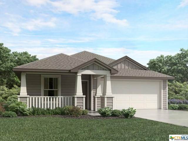 1272 Carl Glen, New Braunfels, TX 78130 (MLS #431361) :: RE/MAX Family
