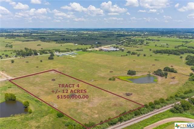 TBD E North Main St @ Avenue B, Schulenburg, TX 78956 (MLS #431446) :: Kopecky Group at RE/MAX Land & Homes