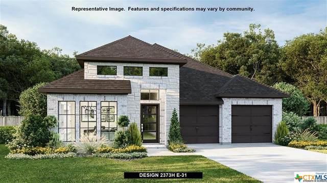 3008 Grove Terrace, Seguin, TX 78155 (MLS #431486) :: RE/MAX Family