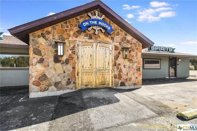 2009 N Park Road, Canyon Lake, TX 78133 (#431533) :: First Texas Brokerage Company