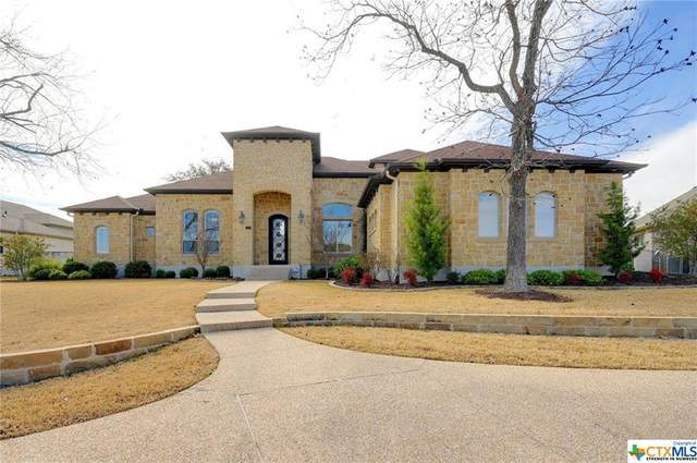 4052 Pecan Meadow Drive, Belton, TX 76513 (#431567) :: First Texas Brokerage Company