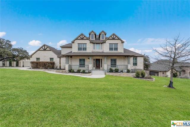 2634 Black Bear Drive, New Braunfels, TX 78132 (MLS #431587) :: The Myles Group