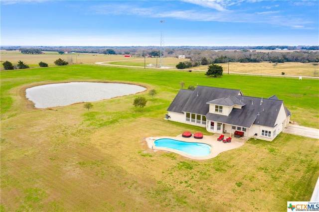 3063 County Road 208, Hallettsville, TX 77964 (MLS #431588) :: Kopecky Group at RE/MAX Land & Homes