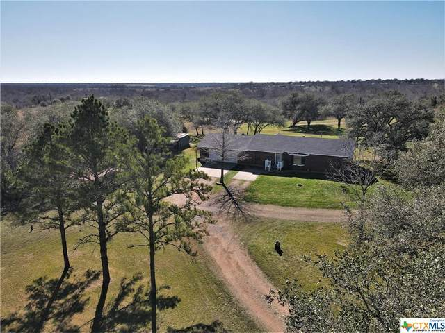 348 Ball Park Road, Goliad, TX 77963 (MLS #431740) :: RE/MAX Land & Homes
