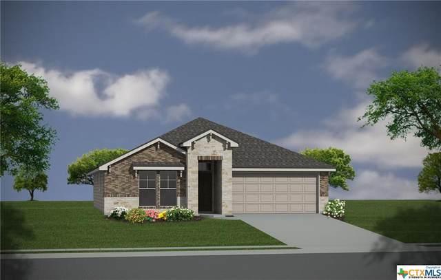 412 Paddock Lane, Killeen, TX 76542 (MLS #431829) :: RE/MAX Family