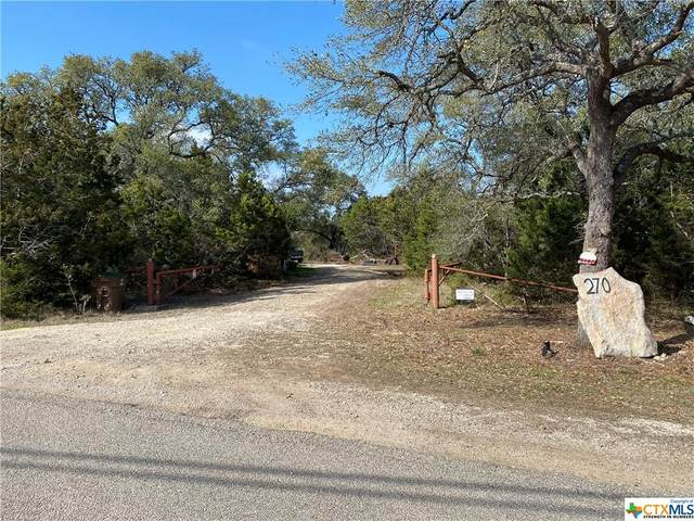 270 Eden Ranch Drive, Canyon Lake, TX 78133 (MLS #431948) :: Kopecky Group at RE/MAX Land & Homes