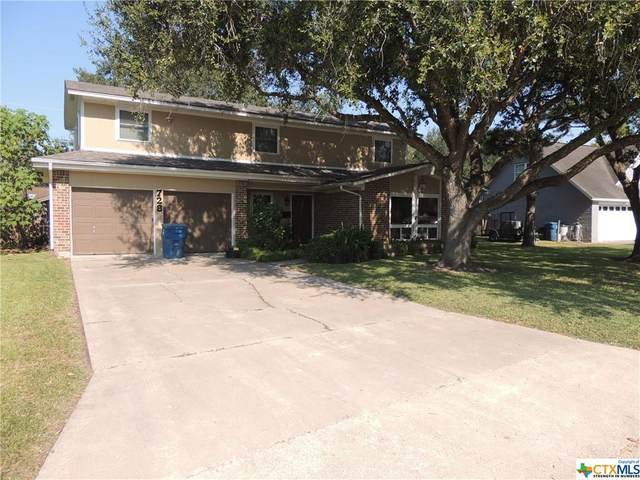 728 Brookhollow Drive, Port Lavaca, TX 77979 (MLS #431996) :: Kopecky Group at RE/MAX Land & Homes