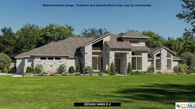 3861 Fox Trot Trail, Bulverde, TX 78163 (MLS #432102) :: RE/MAX Family