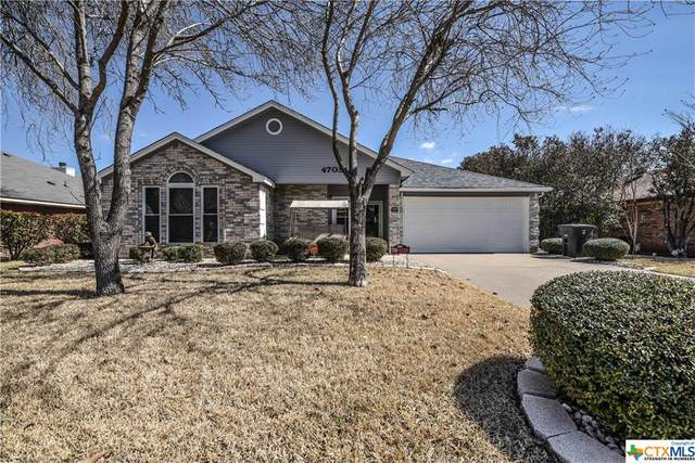 4705 Colby Drive, Killeen, TX 76542 (MLS #432143) :: The Barrientos Group