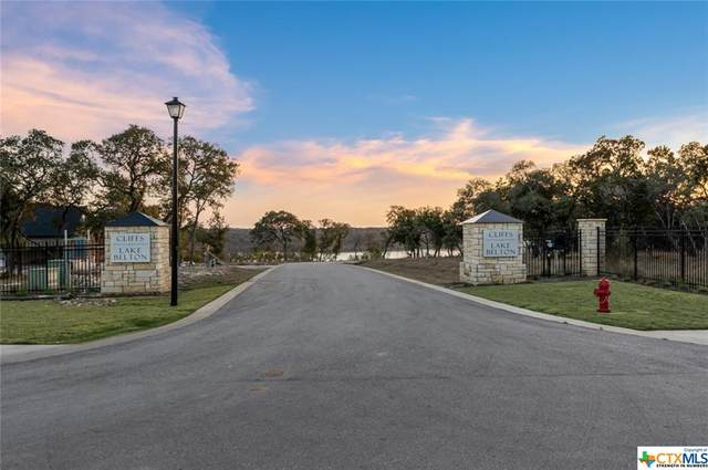 Lot 8 Block 2 Scout Island, Belton, TX 76513 (MLS #432187) :: Kopecky Group at RE/MAX Land & Homes