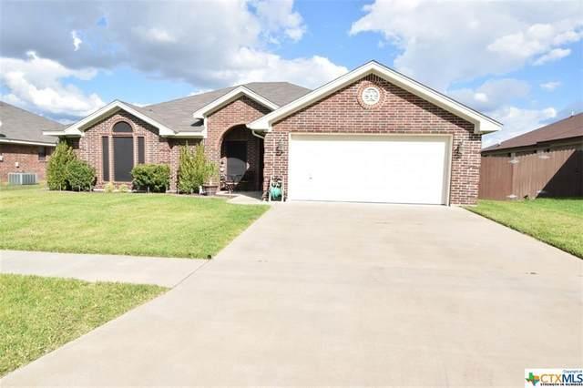 2504 Hydrangea Avenue, Killeen, TX 76549 (MLS #432243) :: RE/MAX Family