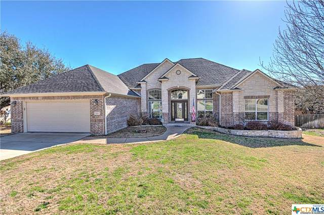 2500 Twin Ridge Court, Belton, TX 76513 (#432300) :: First Texas Brokerage Company