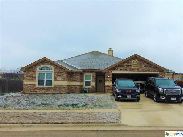 5503 Eagles Nest Drive, Killeen, TX 76549 (MLS #432328) :: RE/MAX Family