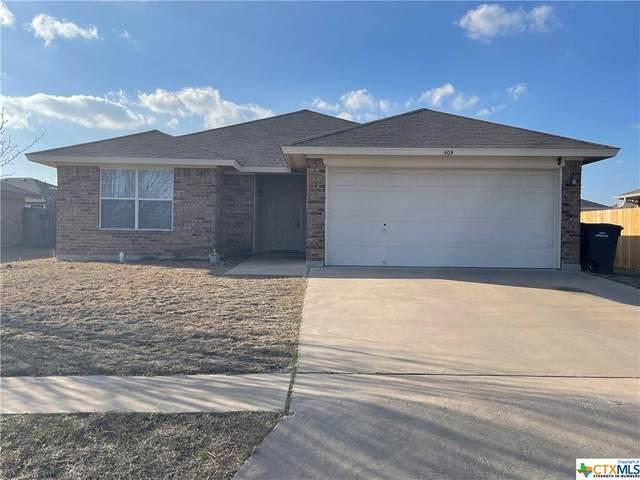 509 Redbud Drive, Copperas Cove, TX 76522 (MLS #432353) :: RE/MAX Family