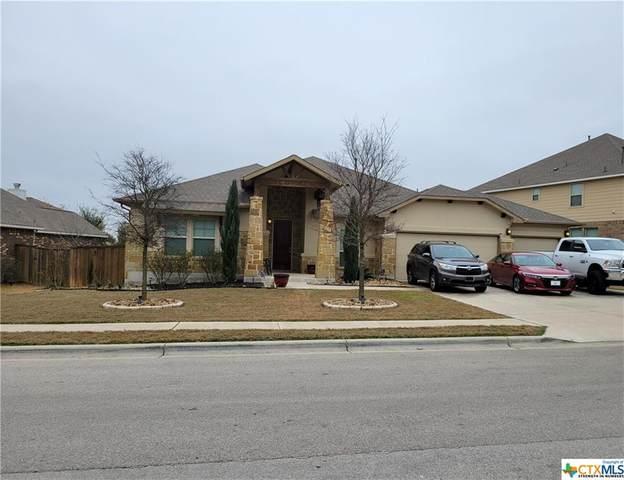 2949 Saint Paul Rivera, Round Rock, TX 78665 (MLS #432360) :: Texas Real Estate Advisors