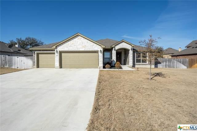 5814 Imogen Drive, Belton, TX 76513 (MLS #432447) :: The Barrientos Group