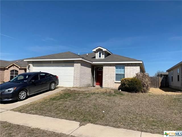 3205 Neel Court, Killeen, TX 76543 (MLS #432478) :: RE/MAX Family
