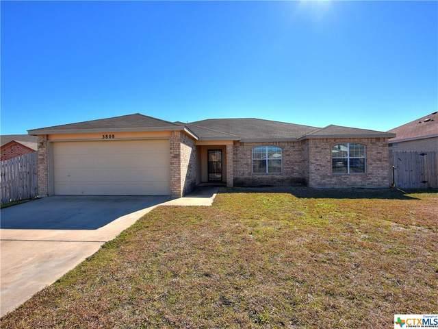 3808 Fieldcrest Drive, Killeen, TX 76549 (MLS #432483) :: The Barrientos Group