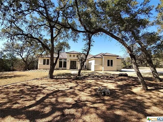 2471 George Pass, Canyon Lake, TX 78133 (MLS #432485) :: RE/MAX Family