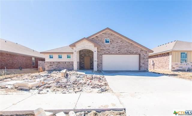 902 Earp Drive, Killeen, TX 76549 (MLS #432489) :: RE/MAX Family