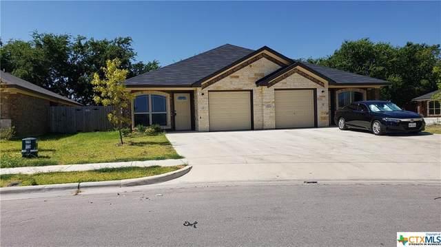 607 Sladecek Drive A & B, Killeen, TX 76542 (MLS #432509) :: RE/MAX Family