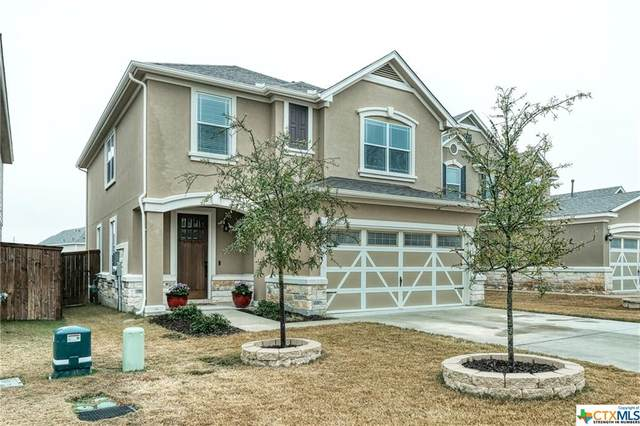 220 Danablu Drive, Hutto, TX 78634 (MLS #432539) :: The Zaplac Group