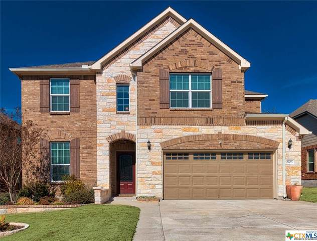805 Old World Drive, Harker Heights, TX 76548 (MLS #432575) :: The Barrientos Group