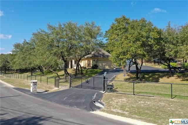 500 Blue Water Drive, Canyon Lake, TX 78133 (MLS #432611) :: The Zaplac Group