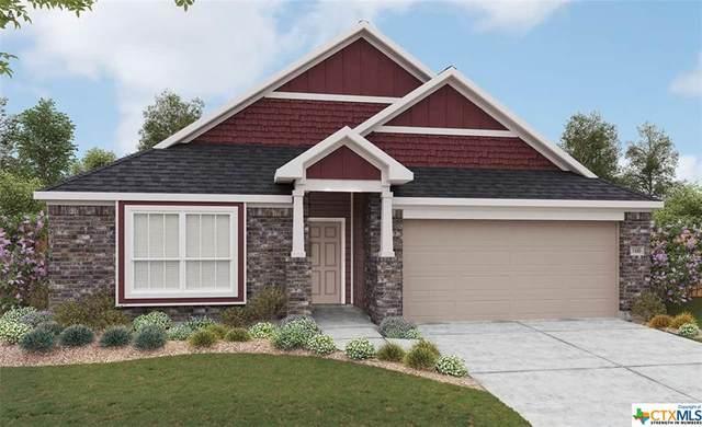 4036 Legend Meadows, New Braunfels, TX 78130 (MLS #432619) :: The Real Estate Home Team