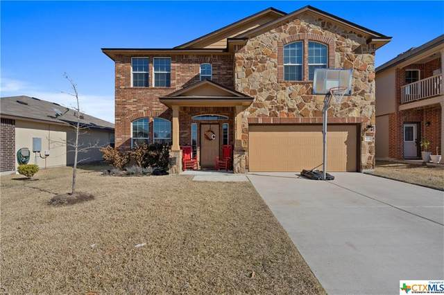 212 Flower Smith Lane, Jarrell, TX 76537 (MLS #432632) :: The Zaplac Group